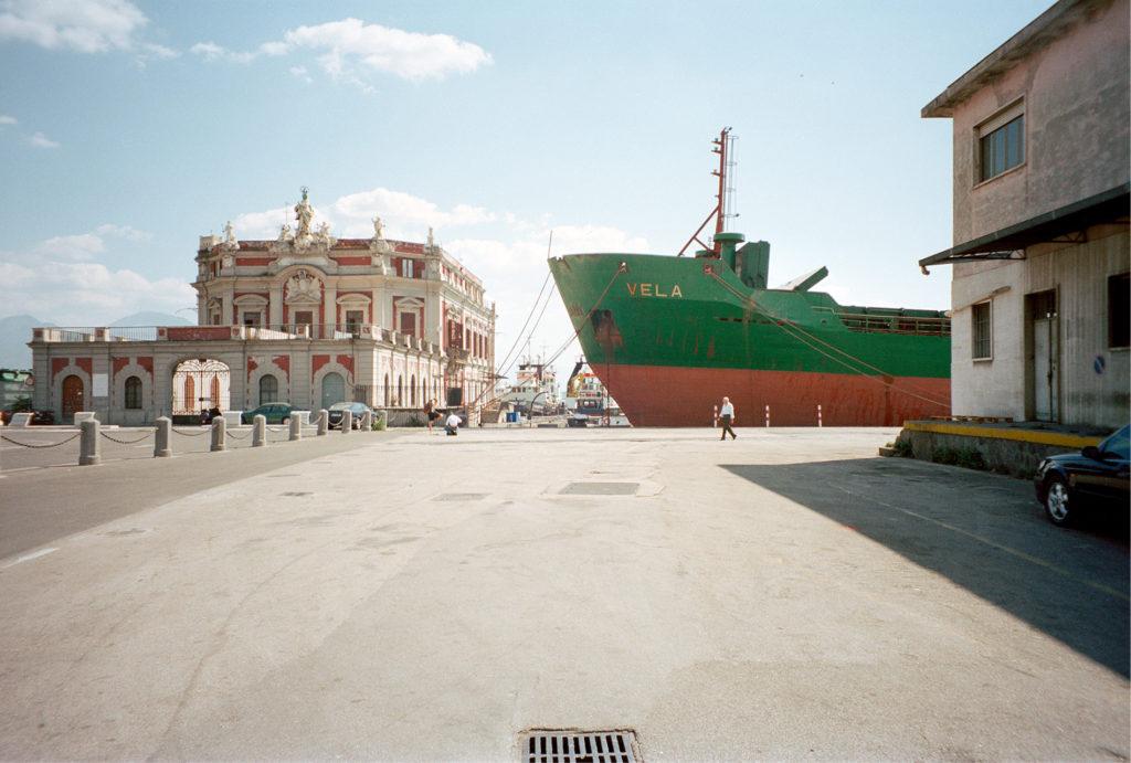 Neapel 2001